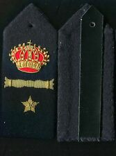Italian Officers 2nd Lt Rank Boards of the Air Force WW2