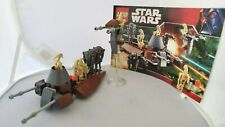 Lego 7654 Lego STAR WARS Droids Battle Pack 100% complete 2007 VERY HARD TO FIND