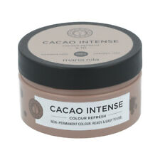 Maria Nila Colour Refresh Haarmaske mit Farbpigmenten Cacao Intense 100 ml
