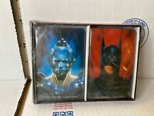 Batman And Robin Playing Cards Sealed