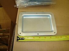 """12 Pcs Roa 0000231C d Case Recessed Zinc plated 5""""X7"""" Plates Free Shipping"""
