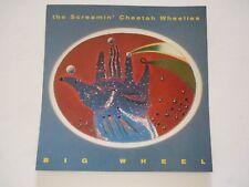 Screamin' Cheetah Wheelies Big Wheel 1998 LP Record Photo Flat 12x12 Poster