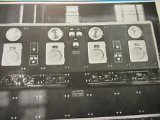 Instruments Electrical Engineering Measurement Accelerometer oscillography 1935