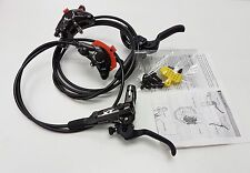 Shimano Deore XT M8000 Hydraulic Disc  Brake Lever Set  (Front & Rear)