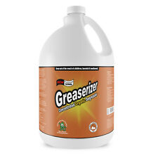 Greaserizer All Purpose Degreaser - Non Toxic Oil & Grease Cleaner, 1 Gallon