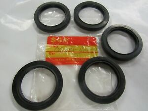 Suzuki TS90 RV125 TS185 AS50 DR100 DR125 OR50 Oil Seal 09285-43001 sold as 5