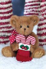 HOLDEN CANDY Bearington Bear - CHRISTMAS STOCKING - Candy Cane - NWT