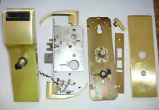 Onity HT24 Lock Brass (Gold) Color