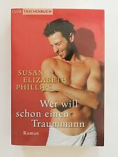 Susan Elizabeth Phillips Wer will schon einen Traummann Roman Club Verlag