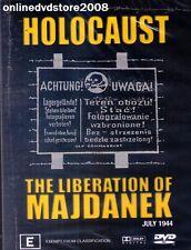 HOLOCAUST - The LIBERATION of MAJDANEK - July 1944 - DVD (NEW SEALED) Region 4