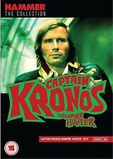 Captain Kronos: Vampire Hunter. Rare Hammer Classic. New In Shrink!