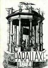 Studentenzeitschrift vom Polytechnikum in  Regensburg, PARALLAXE von 1962,