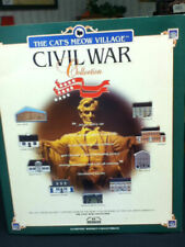 The Cat'S Meow Village- Civil War Collection
