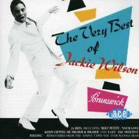 Jackie Wilson - The Very Best of Jackie Wilson [CD]