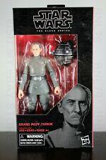 "GRAND MOFF TARKIN Star Wars BLACK SERIES 6"" Legends Action Figure #63 AUTHENTIC"