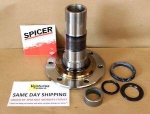Spindle Dana 60 Front Axle DODGE W250 W300 W350 One Ton Dana Spicer