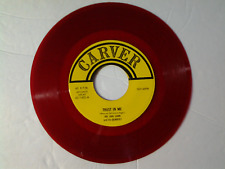 "Joe Van Loan and his Quartet 45 rpm ""Trust in Me"" CARVER 1402 on RED-WAX"