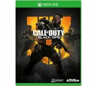 Call of Duty BLACK OPS 4 Xbox One SAME DAY DISPATCH 1st Class Delivery Free