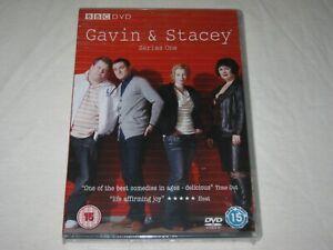 Gavin & Stacey - Series 1 - Brand New & Sealed - Region 2 - DVD