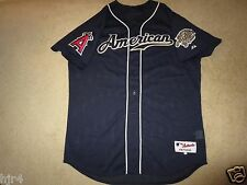 Anaheim Angels American League 2002 MLB All Star Game Majestic Jersey XL