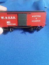 VINTAGE MANTUA WESTERN & ATLANTIC BOXCAR