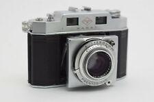 Agfa Karat IV with 50mm f2 Solagon < Rare lens!