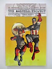 *The Marvels Project TP Brubaker! 66% off and FREE shipping!