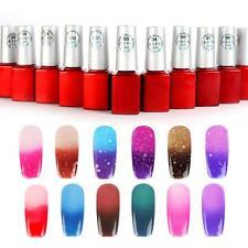 Cambiar Temperatura Color Esmaltes De Uñas Soak Off Esmalte Permanente UV Gel