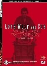Lone Wolf & Cub 03 - Baby Cart To Hades (DVD, 2005)