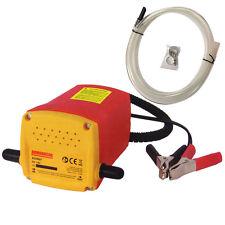 Elettropompa per aspirazione olio pompa autoadescante 60W per auto moto AD3897