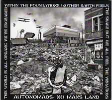Autonomads - No Man's Land CD