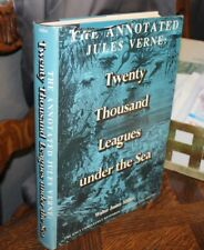 The Annotated Jules Verne: Twenty Thousand Leagues Under the Sea HBDJ