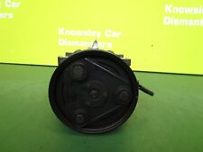 FORD FIESTA MK5 99-02 PETROL A/C AIR CON COMPRESSOR PUMP 96FW 19D628 BC