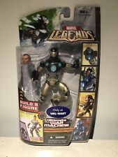 Marvel Legends ULTIMATE WAR MACHINE VHTF FIGURE W/ ARES BAF HEAD