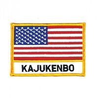 "Kajukenbo Karate Martial Arts Patch - 4"" P1264"