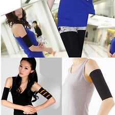 Women Weight Loss Arm Shaper Fat Buster Off Cellulite Slimming Wrap Belt Band
