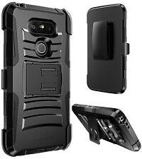 LG V20 Phone case ,Hard & Soft Defender Kickstand Cover