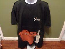 Fender guitar shirt Fender guitars amps shirt XL