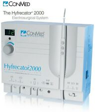 NEW ! Conmed Hyfrecator 2000 Electrosurgical Unit / Dessicator, 7-900-115