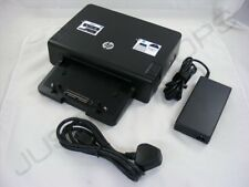 HP Compaq HSTNN-I10X A7E38AA 2012 USB 3.0 Docking Station Inc 120W AC Adapter