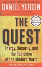 The Quest: Energy, Security, and the Remaking of the Modern World, Yergin, Danie