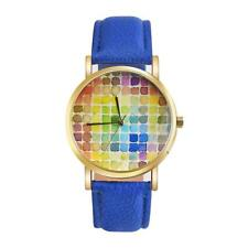WATCH WITH ROYAL BLUE STRAP - GUARANTEED + SPARE BATTERY - FREE UK P&P....CG1060