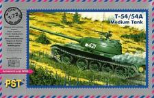 T-54/t-54 MBT (POLNISCHE & sowjetischen MKGS) #45 1/72 - PST