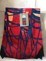 Disney Store Spiderman Boys Beach Towel Marvel Super Hero Swimwear Gift NWT