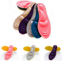 4D Sport Sponge Soft Insole High Heel Shoe Pad Pain Relief Insert Cushion Hot AU