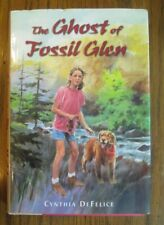 the Ghost of Fossil Glen by Cynthia DeFelice HBDJ