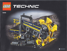 LEGO® Technic 42055 Schaufelradbagger - Bauanleitung / Instrucions Only