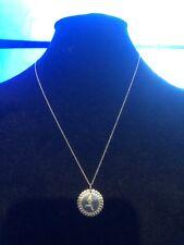 Tiffany & Co Sterling Silver 2006 SF Nike Women's Marathon Pendant Necklace