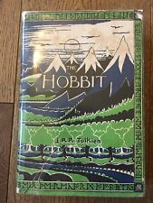 The Hobbit, Tolkien, 1966 American Edition,28th Printing.