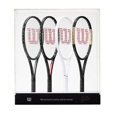 Wilson Roger Federer Prostaff Limited Edition 2017 Mini Tennis Racket Collection